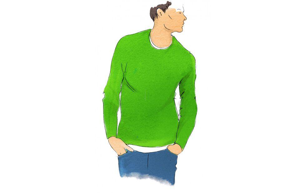 Pullovervielfalt