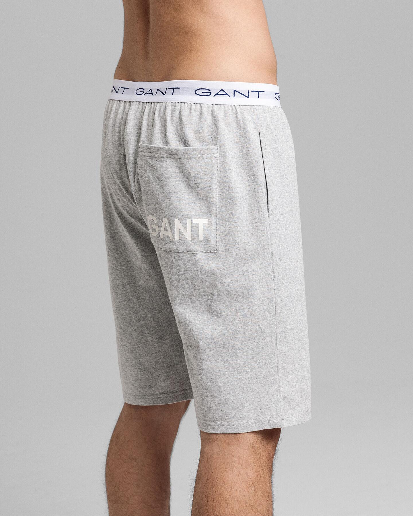 Jersey-Pyjamashorts