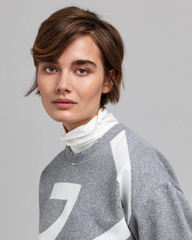 Iconic G Rundhals-Sweatshirt