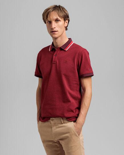 Tech Prep™ Piqué Poloshirt