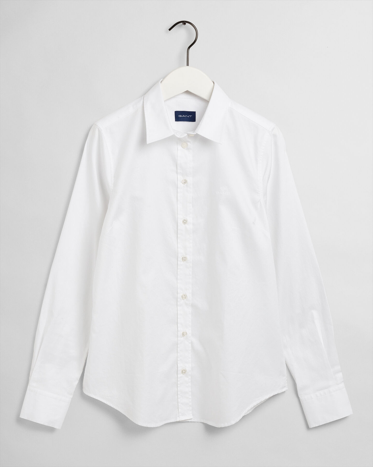 Slim Fit Oxford-Bluse