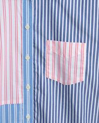Upcycling Oversize-Bluse