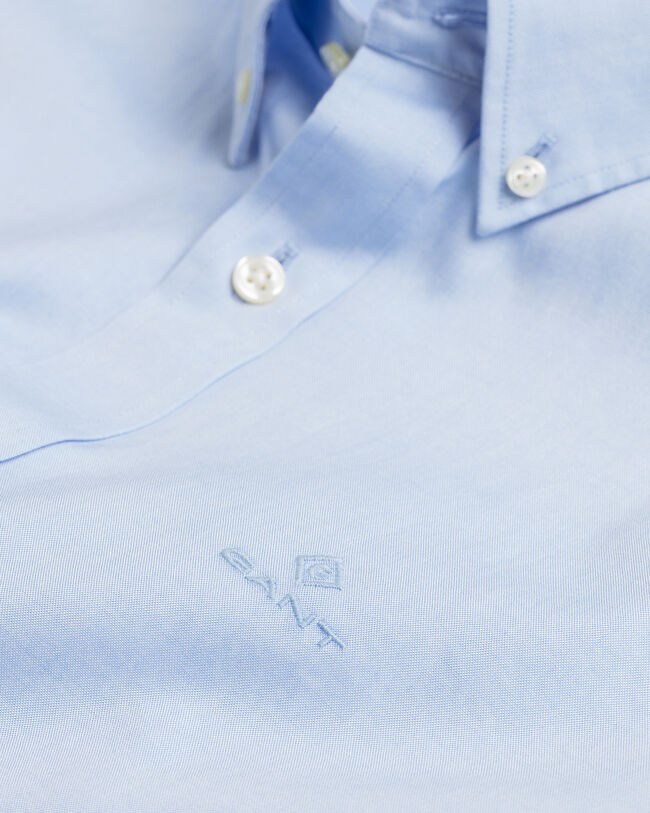 Regular Fit Pinpoint Oxford-Hemd