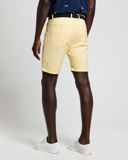 Sunfaded Regular Fit Shorts