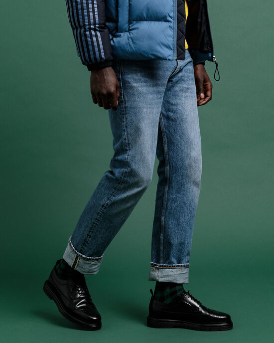 Classic Authentic Jeans