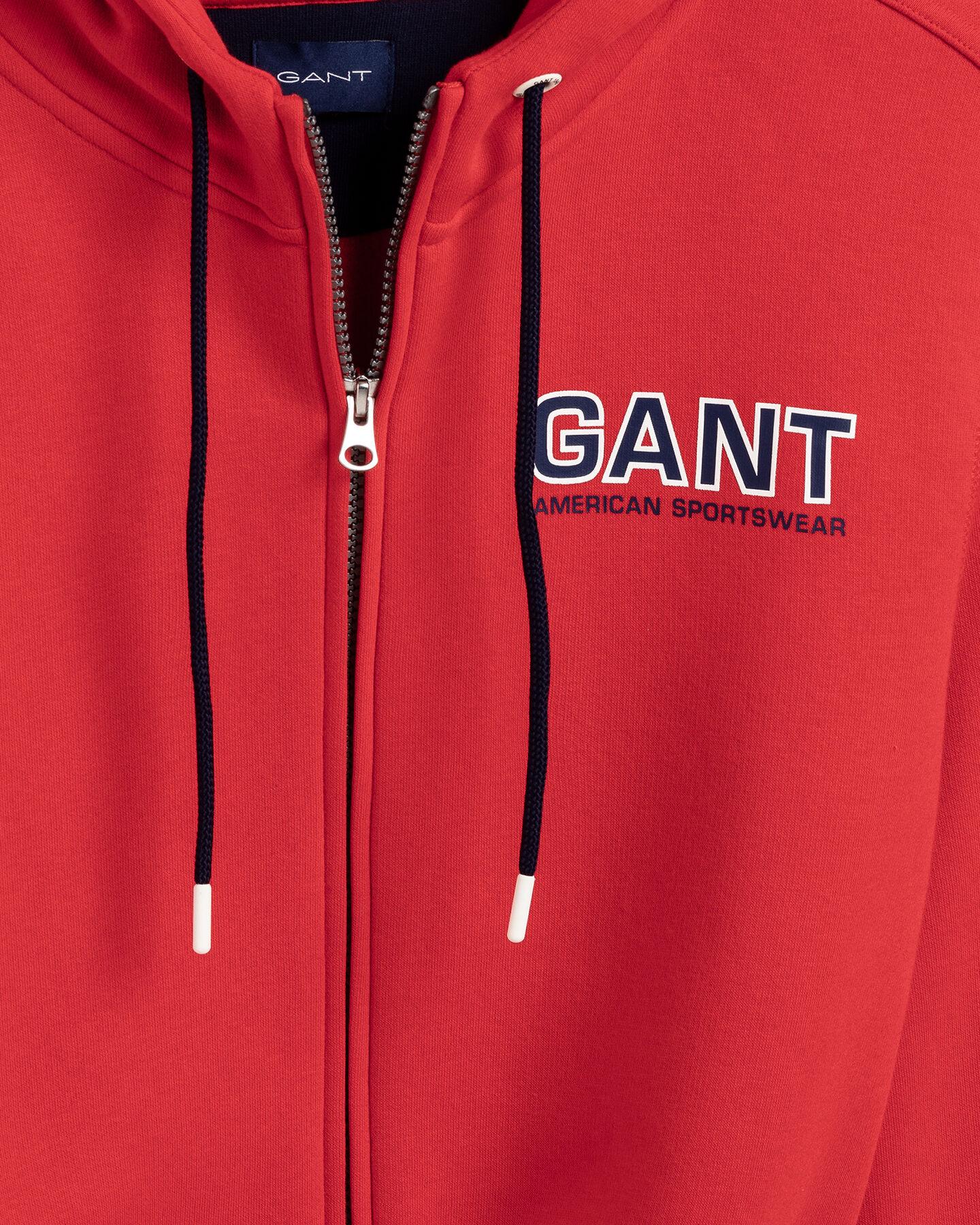GANT Sport Sweatjacke
