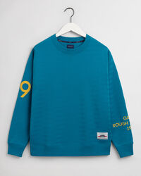 Rough Weather Rundhals-Sweatshirt mit Grafik