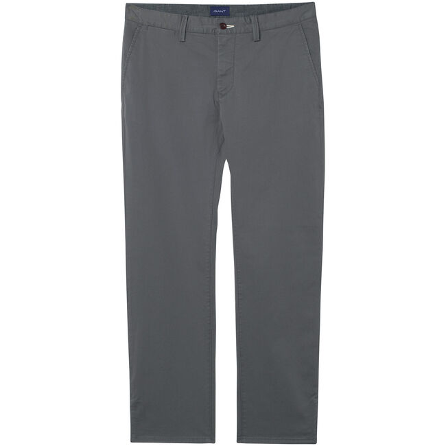 Regular Fit Twill Chinohose
