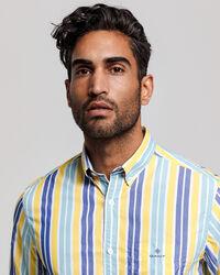 Tech Prep™ Regular Fit Broadcloth Hemd mit Streifen
