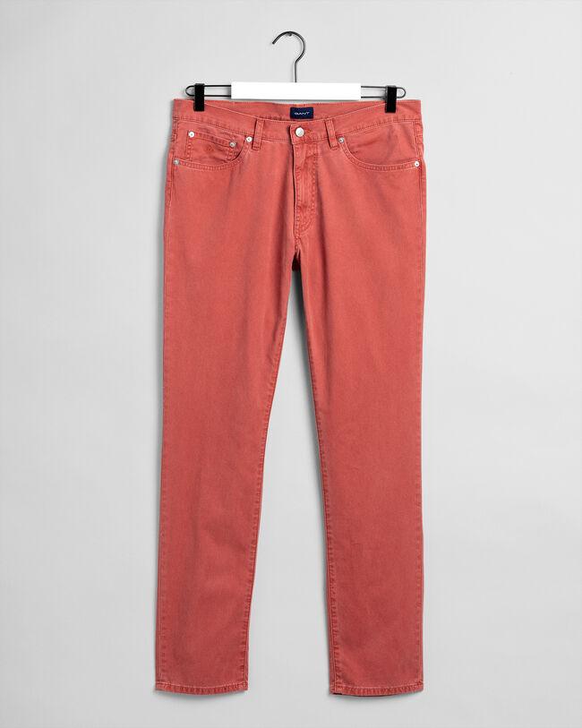 Dusty Slim Fit Twill Jeans