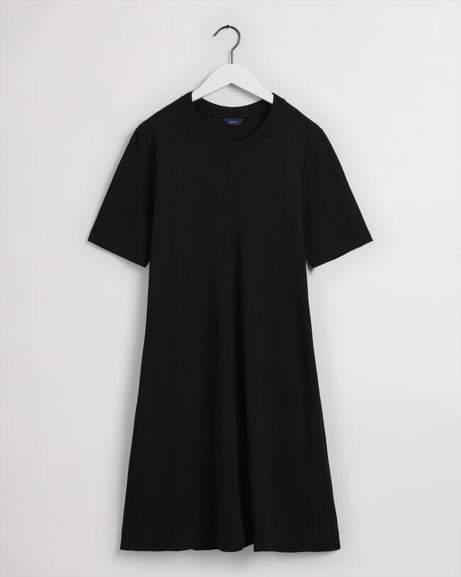 Jerseykleid in A-Linie
