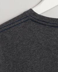 Arch Outline Langarm-T-Shirt