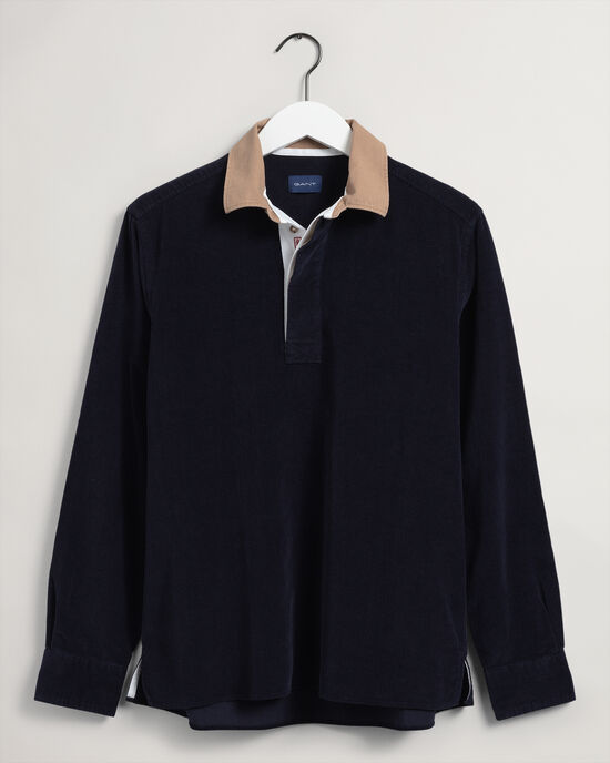 Relaxed Fit Heavy Rugger aus Cord
