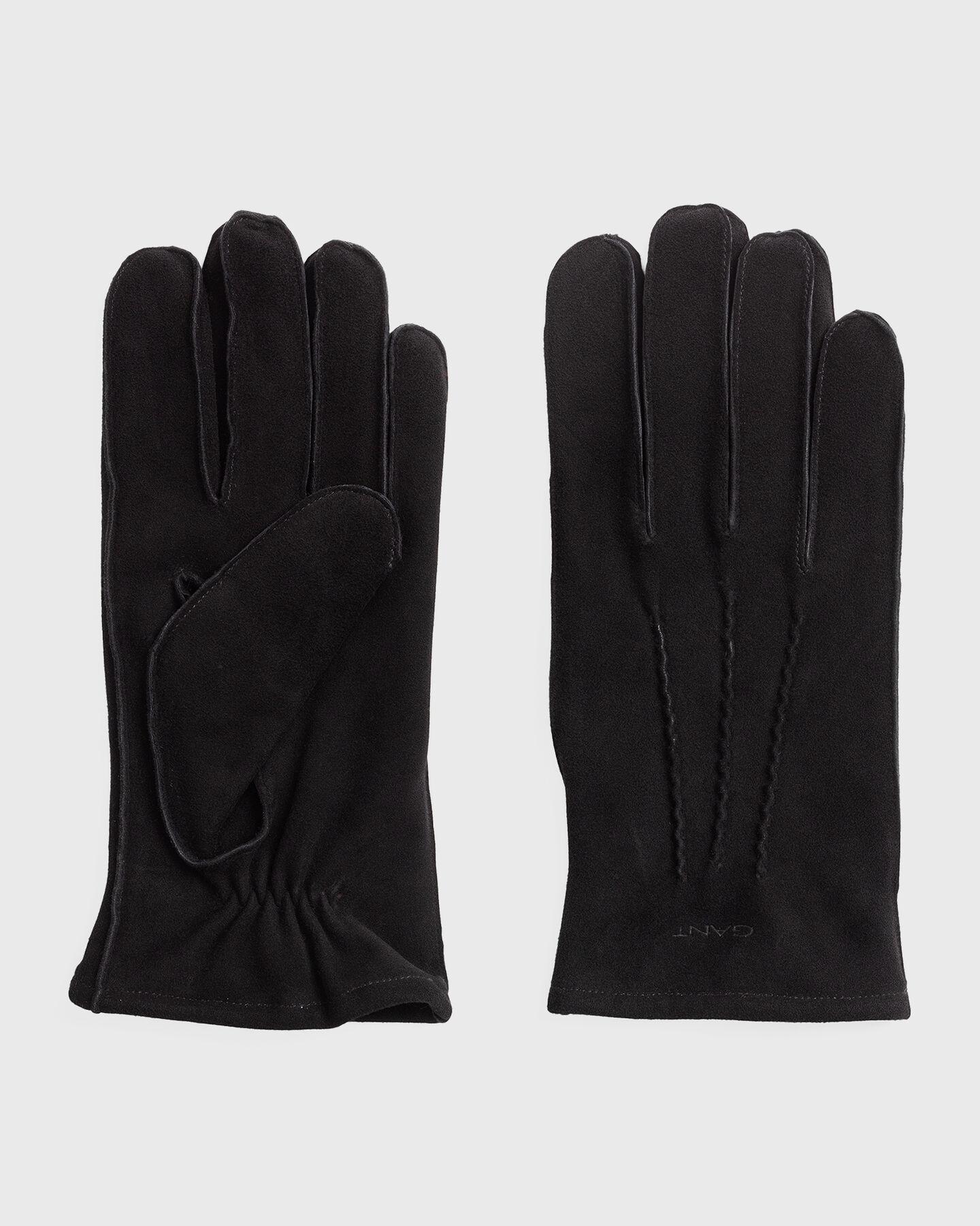 Classic Handschuhe aus Veloursleder