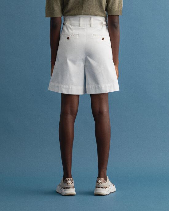 Nautical Canvas Shorts