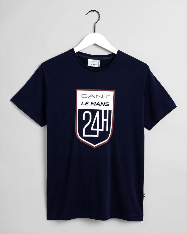 Le Mans T-Shirt mit Grafik