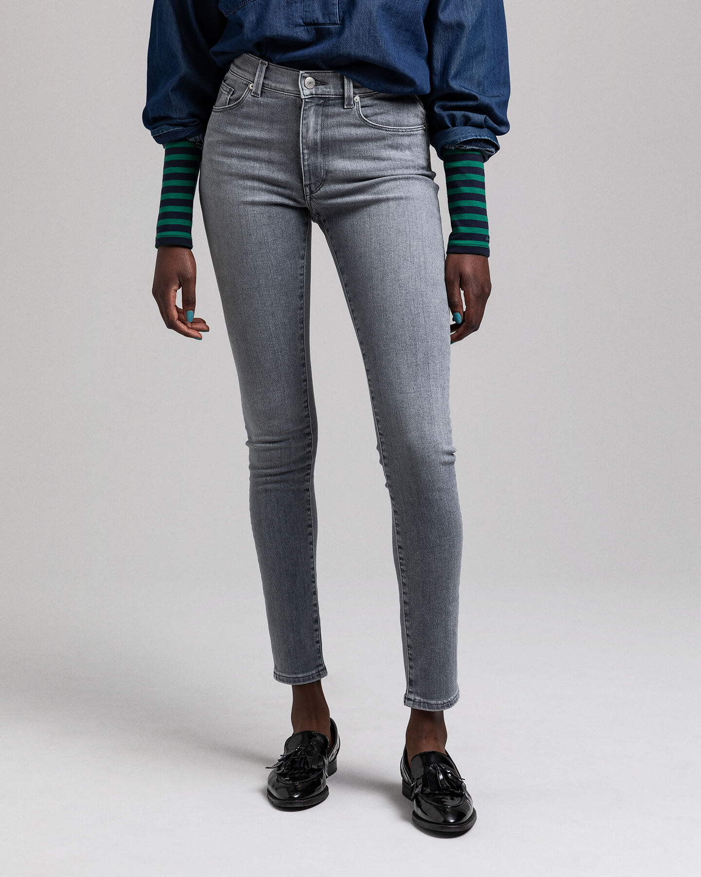 Super Stretch Skinny Jeans