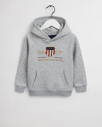 Boys Archive Shield Hoodie
