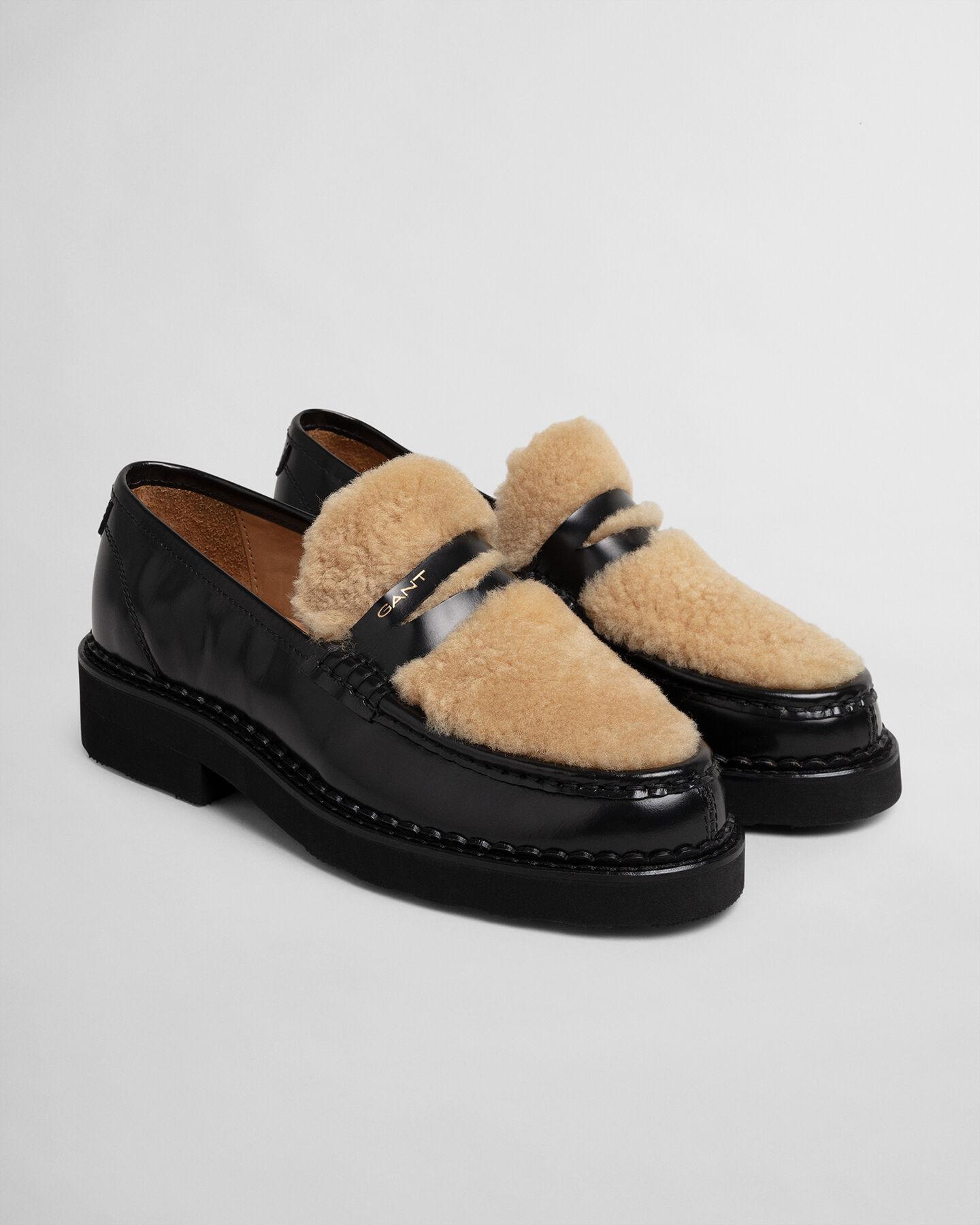 Niedriger Woodla Schuh