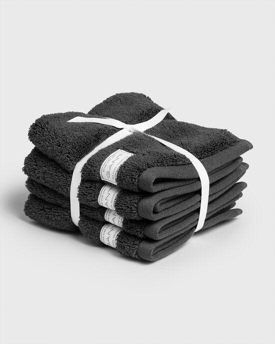 4er-Pack Premium Handtücher 30 x 30