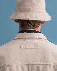 Twill Hemdjacke aus Biobaumwolle