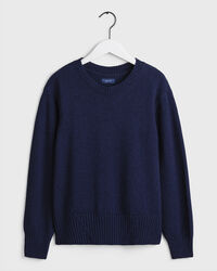 Soft Wool Crew Sweater