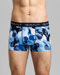 3-Pack Leaf Camo Print Trunks