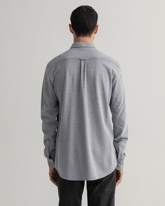Tech Prep™ Texture Regular Fit Piqué Hemd