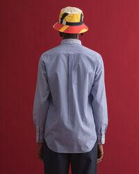 Regular Fit Hemd mit verschiedenen Einsätzen
