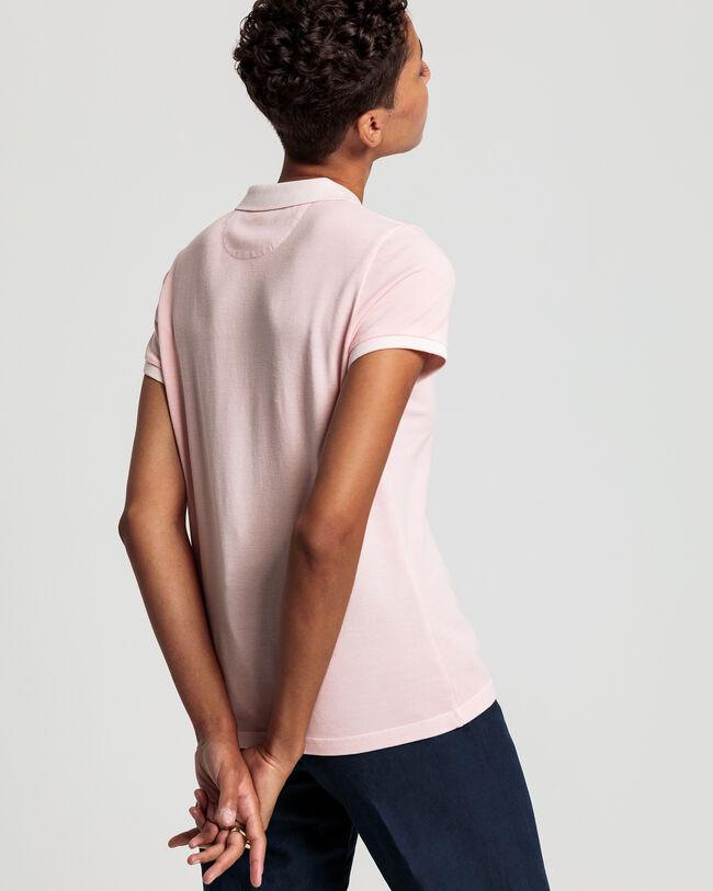 Sunfaded Piqué Rugger Poloshirt