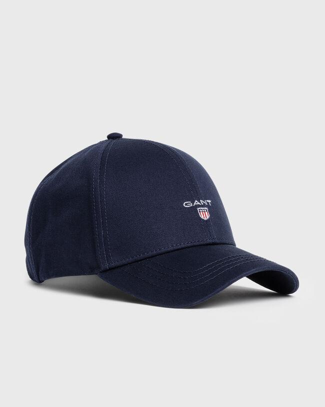 High Cap aus Baumwolltwill