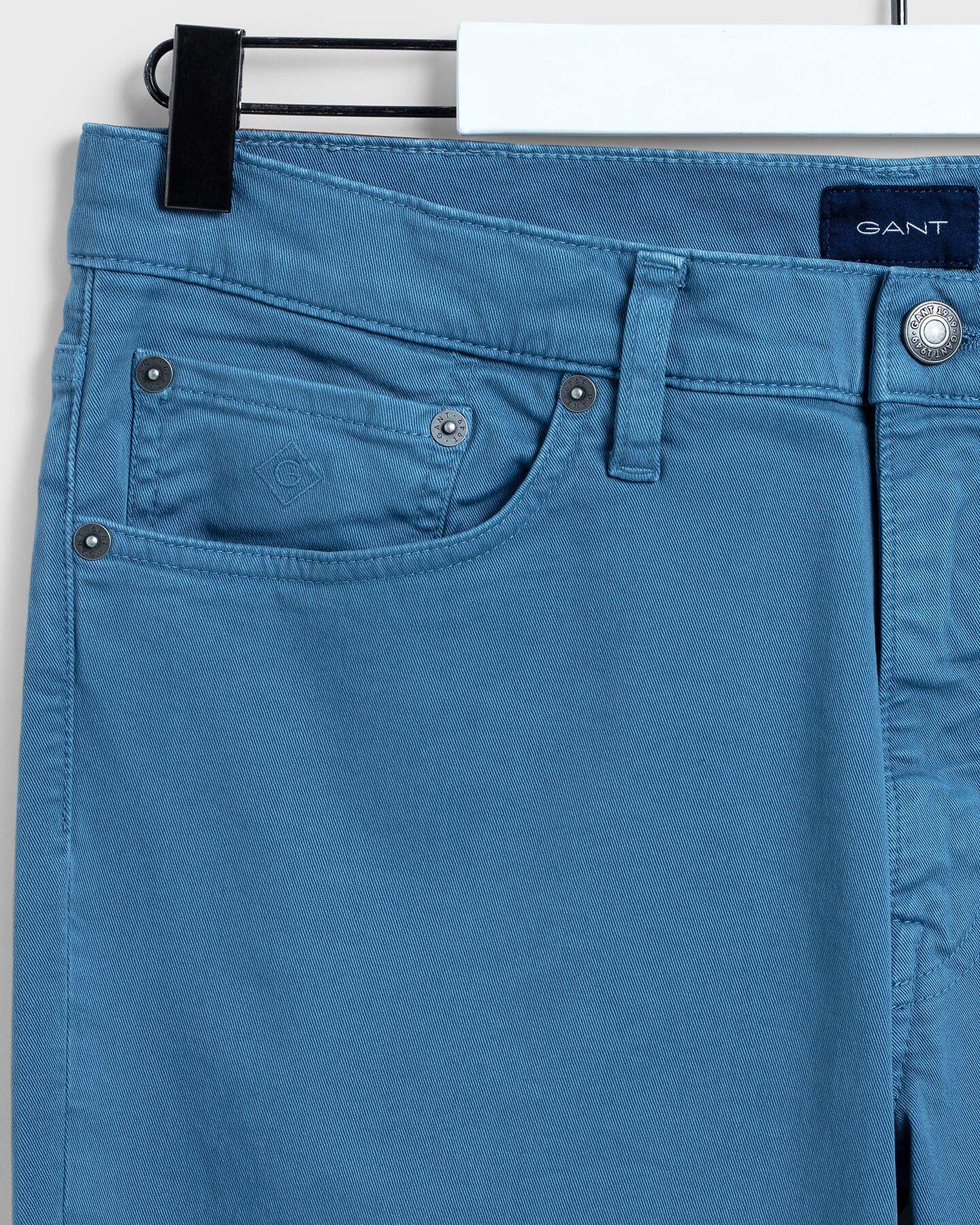 Slim Fit Desert Jeans