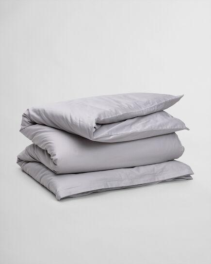Sateen Bezug für Doppelbettdecke