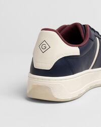 Niedriger Saint-Bro Schuh mit Cupsohle