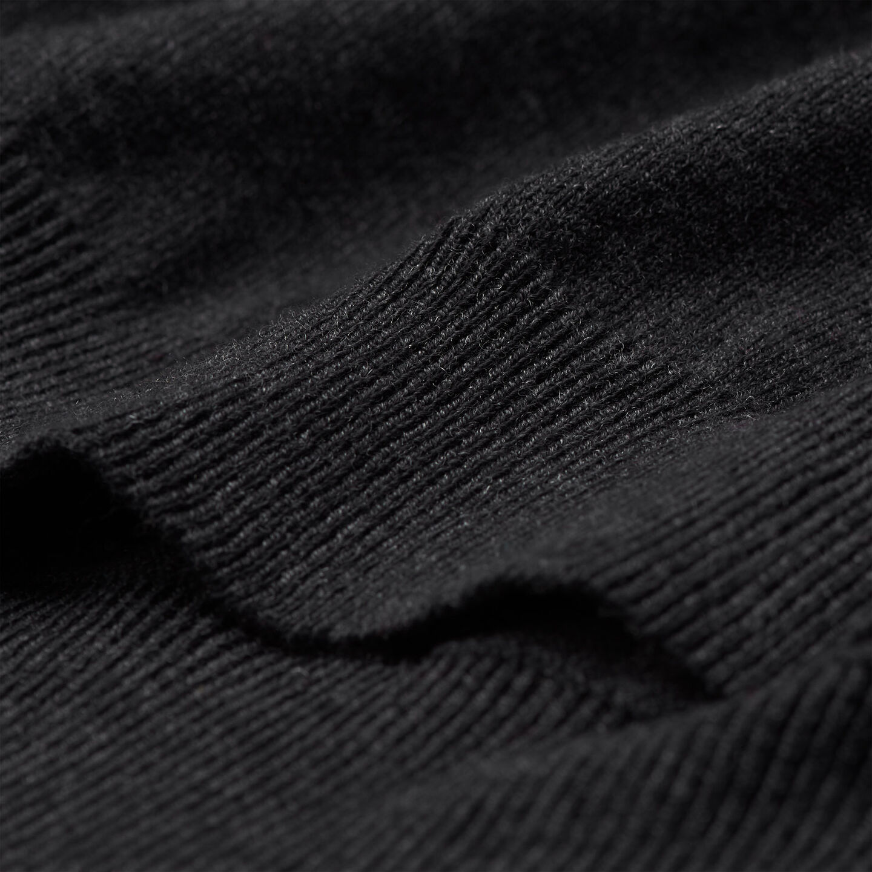 Rundhalspullover aus Baumwoll-Wollmischung