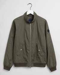 Harrington Jacke aus Nylon