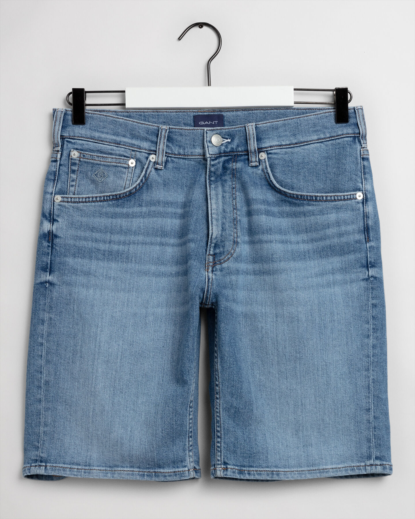 Regular Fit Jeansshorts