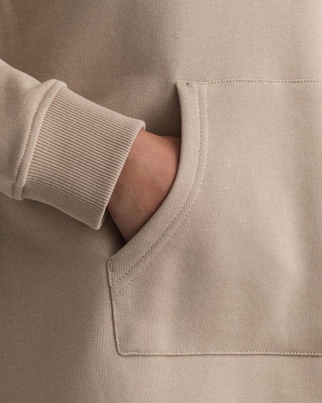 Archive Shield Hoodie-Kleid