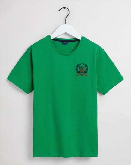 Teen Boys Medium Crest T-Shirt