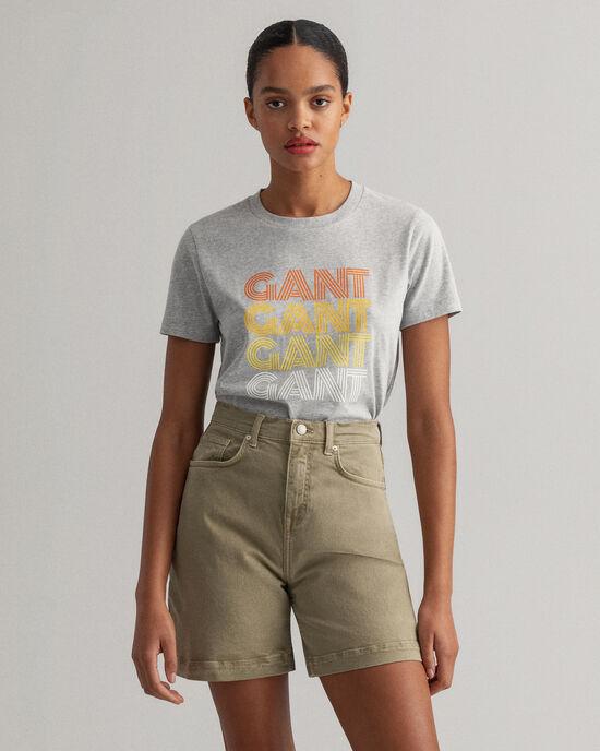 Gradient Graphic T-Shirt