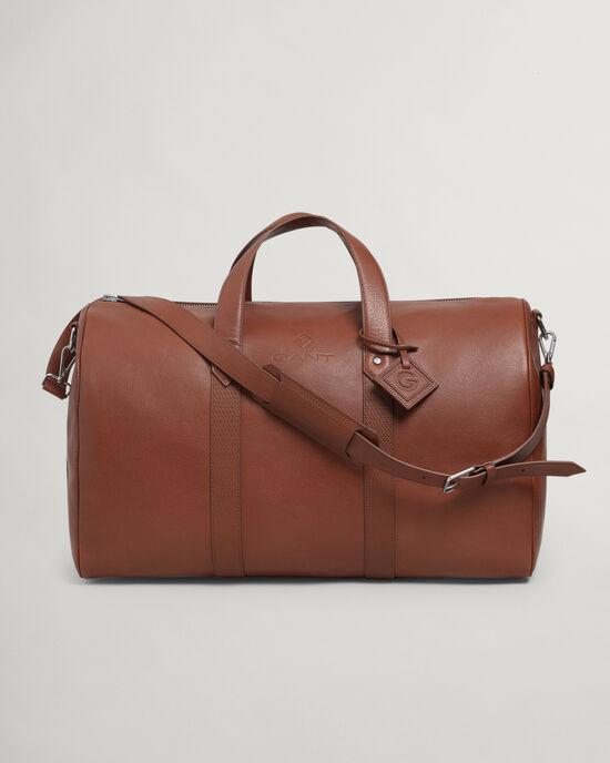 Weekend Bag aus Leder