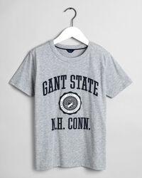 Teen Boys GANT Varsity T-Shirt