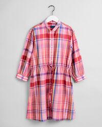 Madras Kleid