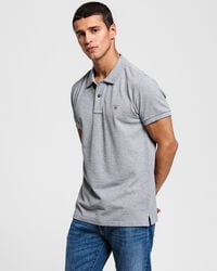 Original Slim Fit Piqué Poloshirt