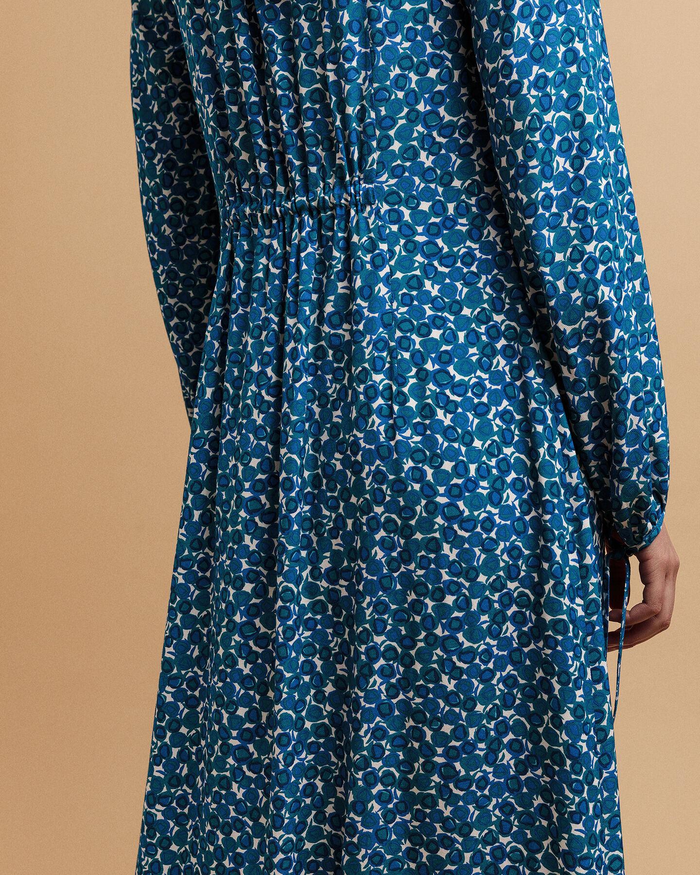Desert Flower Viskose Kleid