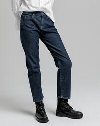 Boyfriend Cropped Jeans
