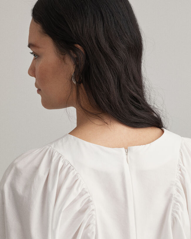Shirt mit voluminösen Ärmeln