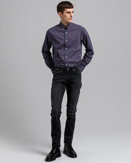 Maxen Active-Recover Jeans in Schwarz