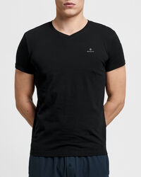 2er-Pack V-Neck T-Shirts