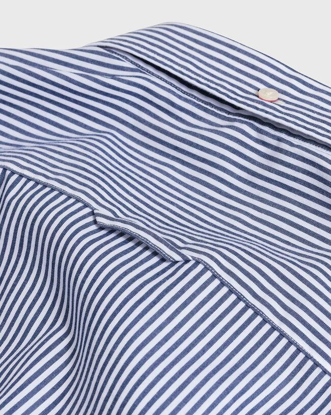 Slim Fit Banker Broadcloth Hemd
